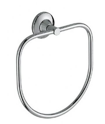 Gedy Ascot Towel Ring Chrome 2770-13